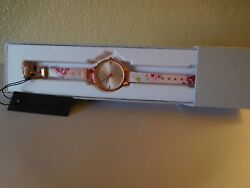 New Ted Baker London Kate Leather Ladies Watch Style# TE50005009 $59.99