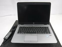HP ELITEBOOK 840 (G3) | CORE I7-6600U | 180GB SSD | 8GB DDR4 SDRAM | NO O.S