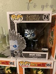 Funko Pop Game Of Thrones Night King Hbo Shop