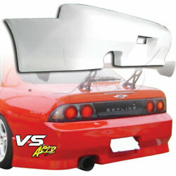 Vsaero Frp Fkon Rear Bumper 2dr Coupe For Nissan Skyline R33 Gts 95-98