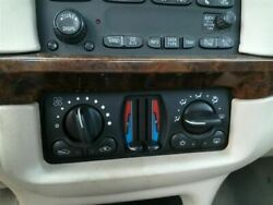Heater Climate Temperature Control Dual Zone Opt CJ3 Fits 04-05 IMPALA 3019412