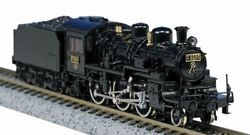2027 Type C50 Steam Locomotive 50th Anniversary Special Edition N Scale Kato.