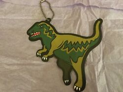NEW 3 Coach T-REX Dino Gift Tags