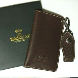 New Macallan Multi Leather Case Scotch Whisky Limited Edition For Iphone
