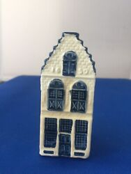 Very, Very Rare Klm Delft Houses One 15 And One Mystery