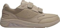 New Balance 928v3 Walking Shoe Menand039s In Bone Hook And Loop - New