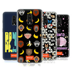 OFFICIAL emoji® MONKEYS AND ANIMALS GEL CASE FOR AMAZON ASUS ONEPLUS