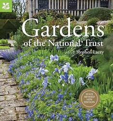 Gardens of the National Trust new edition. Guide to the most beautiful gardens b