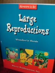 Adventures In Art Large Reproductions Teacher S Guide Levels 1 2