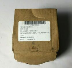 Military Tail Rotor Helicopter Seal Retainer Assy Mcdonnell Douglas Aircraft
