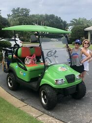 2013 Margaritaville Club Car Precedent Golf Cart