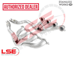 Stainless Works Headers For 2009-2015 Cts-v 2 Catted W/performance Connect