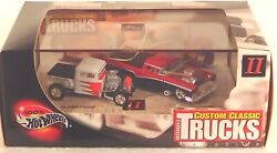 100 Hot Wheels Custom Classic Trucks And03932 Ford Pickup And And03957 Ford Ranchero
