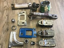 1955 56 57 Chevy Chevrolet Bel Air 210 150 Parts Lot Used Oem 13 Pcs
