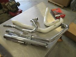 Ebc46 Stage 1 Victory Highball/hammer Exhaust/ Kandn Air Filter