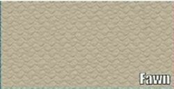 1964 Chevy 2and4 Dr Sedan And Wagon Sunvisors Basketweave Pattern Fawn Color Pair