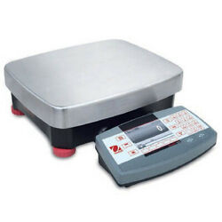 Ohaus R71md35 Bench Scale Balance 35 Kg X 0.5 G Ntep Legal For Trdae