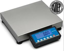 Brecknell Ps-usb Portable Shipping Scale Ntep Legal For Trade 30kg/70lb