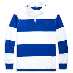 Polo Big And Tall Blackwatch Rugby Shirt
