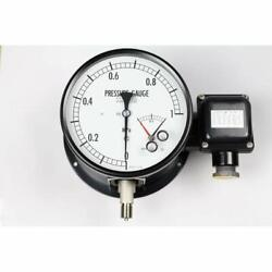 NKS Pressure Gauge with Electric Contact JM212332M 2MPa Japan