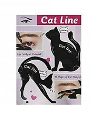 Cat Line Eye Makeup Tutorial The Guide to the 10 Essential Shapes of Eye Makeup