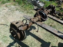 Ford 8.8 Disc Brake Axle Assembly 3.55 Gears For Jeep Swap Xj Yj Tj Will Ship