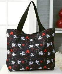 Mickey Mouse Disney Tote Bag Purse 1 Pc $13.87