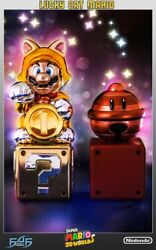 Lucky Cat Mario Statue Nt Xm Sideshow Gaming Heads Nintendo F4f First 4 Figures