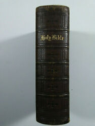 The Holy Bible, 1864, New York, American Bible Society, 12th Edition