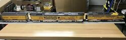 MTH 20-2214-1 Union Pacific Coal Turbine Locomotive w/PS #80