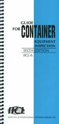Iicl Guide For Container Equipment Inspection 6th Edition