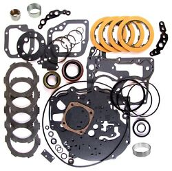 Cast Iron Powerglide Deluxe Rebuid Kit With Bushings Fits 1955 Only