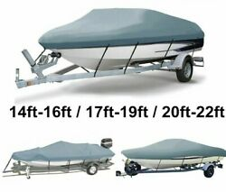 Oxford Fabric Ski Covers Sunproof Uv Protectors Speedboat Boat Light Protections