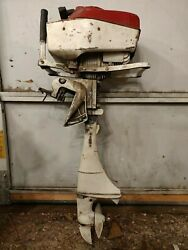 Parting Out ... Sears Model 582 6994 Boat Motor Outboard Parts