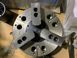 Ton Fou Tf3x-12 3 Jaw Chuck With A11 Adapter Plate