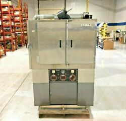 Blue M Electric Ac-7702hc-1 Lab Oven Furnace, 240v, Stainless Steel