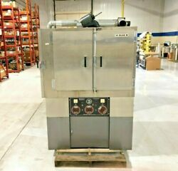 Blue M Electric Ac-7702hc-1 Lab Oven Furnace 240v Stainless Steel
