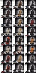 2019-2020 Ford F-150 Xlt Supercrew Katzkin Leather Seat Covers Limited Design