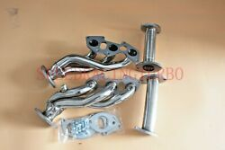 Exhaust Header Manifold For 06-13 Lexus Is250 Rwd/is350 Xe20 V6 Stainless Steel
