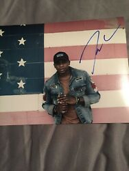 Jimmie Allen Signed Autographed 8x10 Photo Country Star