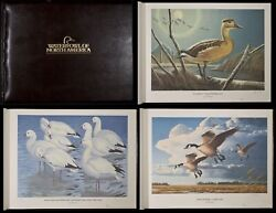 Waterfowl Of North America -44 Bound Color Plates -ducks Unlimited, Ltd Edition