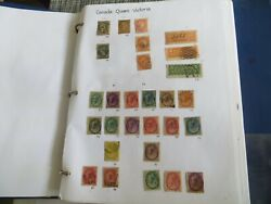 Canada 1800s To 1990s High Value Stamp Collection Large Catalog Value + Bob