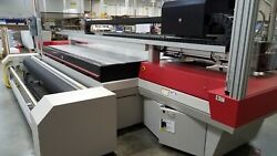 For Sale High Speed Agfa Jeti Titan HS 2015 Under Service Contract At All Times.