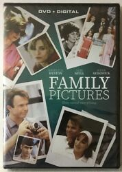 Family Pictures Dvd Anjelica Huston New Sealed See Pictures No Digital-expired