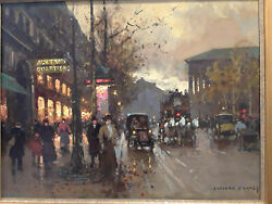 Collection  of Edouard Cortes Paintings