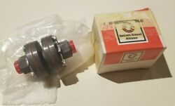 New Nos Allison 6876557 Double Check Valve For Bell Helicopters Turbine Engine