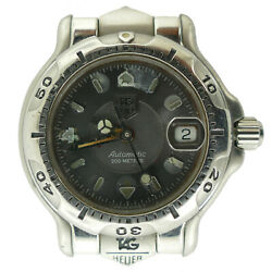 Tag Heuer Automatic Lady Silver Dial Stainless Steel 28mm Watch Head