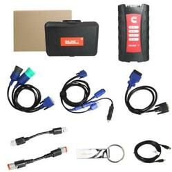 Cummins INLINE 7 Data Link Adapter Heavy Duty Truck Diagnostic Tool for laptop