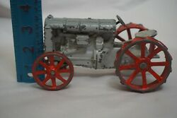 6 Arcade Fordson Tractor 1930's Ford Hubley Kenton Kilgore Toy Die Cast
