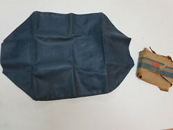 Nos White Motor Company Truck Seat Oem Upholstery Fabric Covering Original Trim
